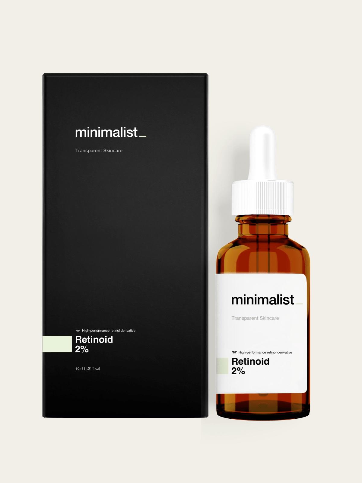 Be Minimalist Granactive Retinoid 2% (Emulsion)