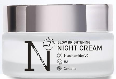 Premiere Beaute Luminous White Glow Brightening Night Cream