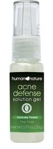 human  nature Acne Defense