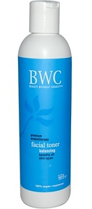 Beauty Without Cruelty Facial Toner, Balancing