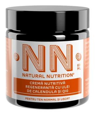 NN Cosmetics Nutritive Regenerating Cream With Calendula Oil And Q10