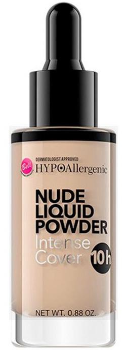 Bell Nude Liquid Powder Intense Cover