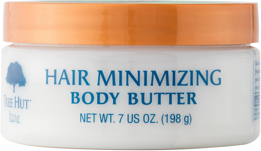 Tree Hut Bare Hair Minimizing Butter