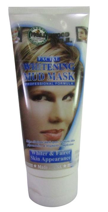 Hollywood Style Whitening Mud Mask