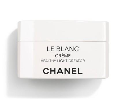 Chanel Le Blanc Crème
