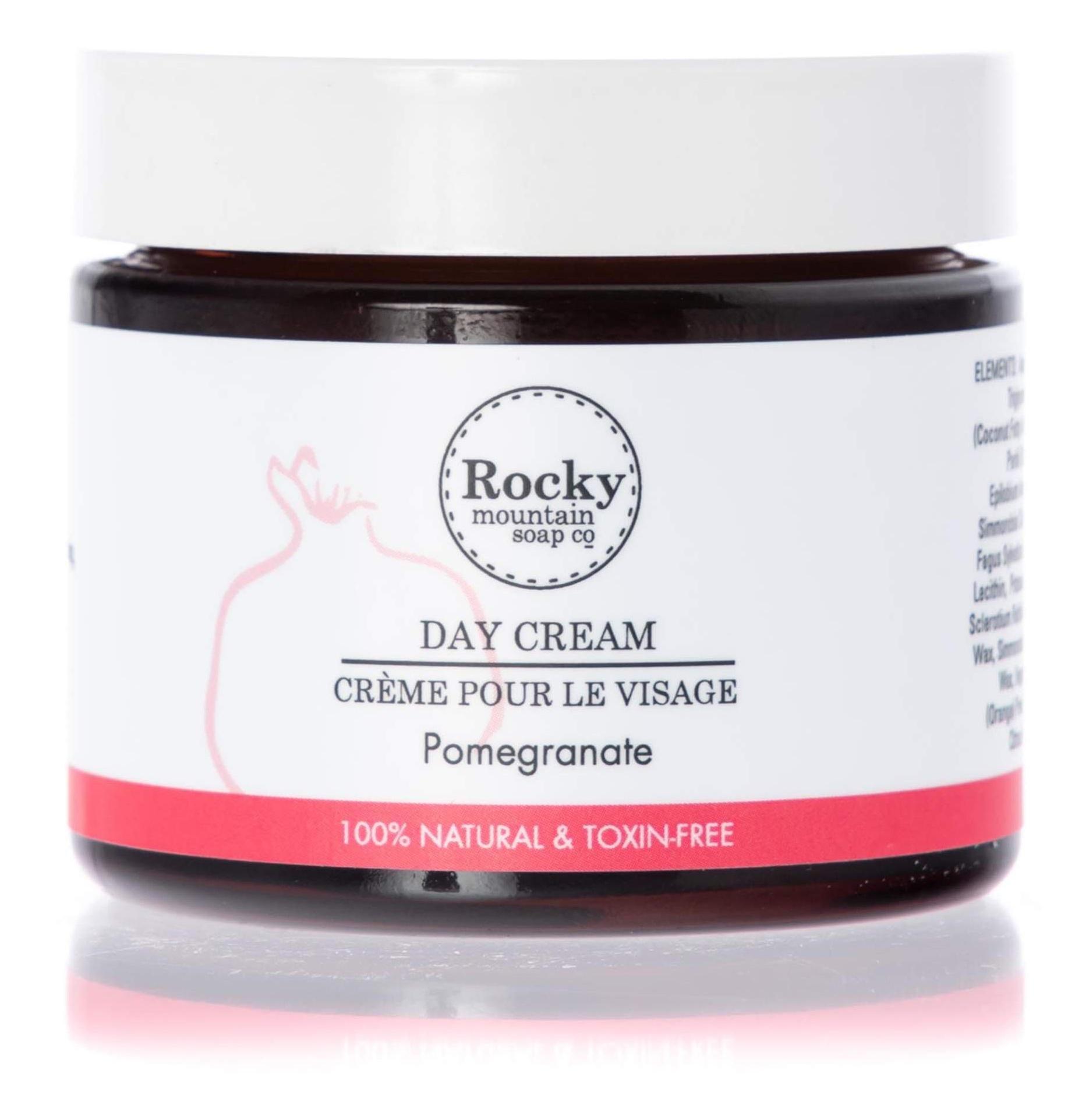 Rocky Mountain Soap Co. Pomegranate Day Cream