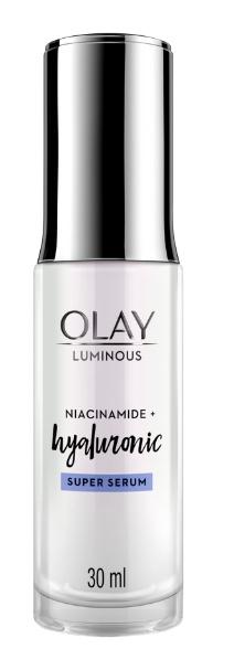 Olay Luminous Niacinamide + Hyaluronic Super Serum