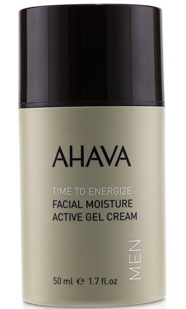 Ahava Men's Facial Moisture Active Gel Cream