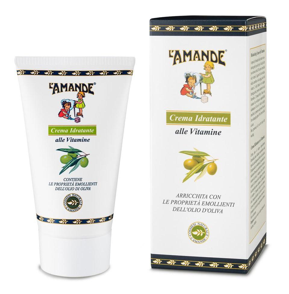 L'Amande Moisturising Cream With Vitamins