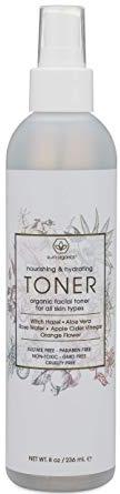 Era Organics Nourishing And Hydrating Toner