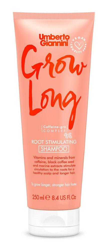Umberto Giannini Grow Long Vegan Root Stimulating Shampoo