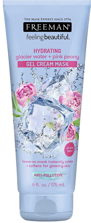 Freeman Hydrating Glacier Water + Pink Peony