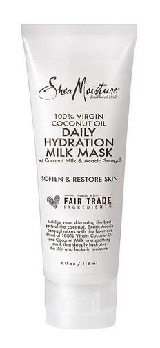 Shea Moisture 100% Virgin Coconut Oil Comforting Milk Mask
