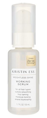 Kristin Ess Weightless Shine Working Serum