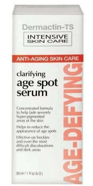 DERMACTIN TS Age Defying Spot Serum