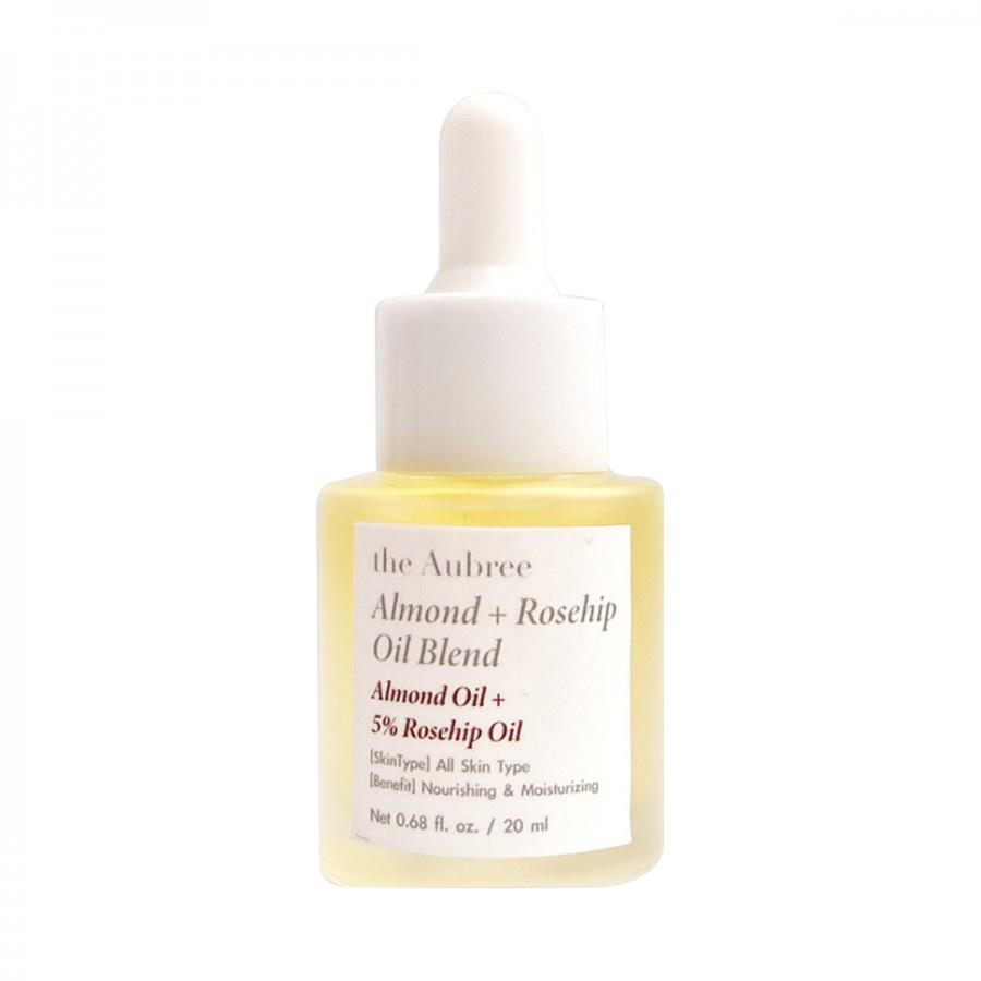 the Aubree Almond Oil + Rosehip Oil Blend