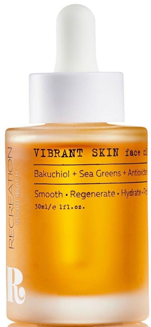 Recreation Beauty Bondi Beach Vibrant Skin Face Oil With Bakuchiol, Sea Greens And Antioxidants