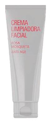 Deliplus Crema Facial Limpiadora Antiedad Rosa Mosqueta Linea Premium