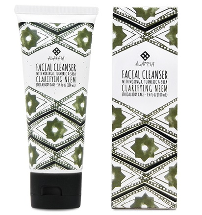 Alaffia Neem + Turmeric Facial Cleanser