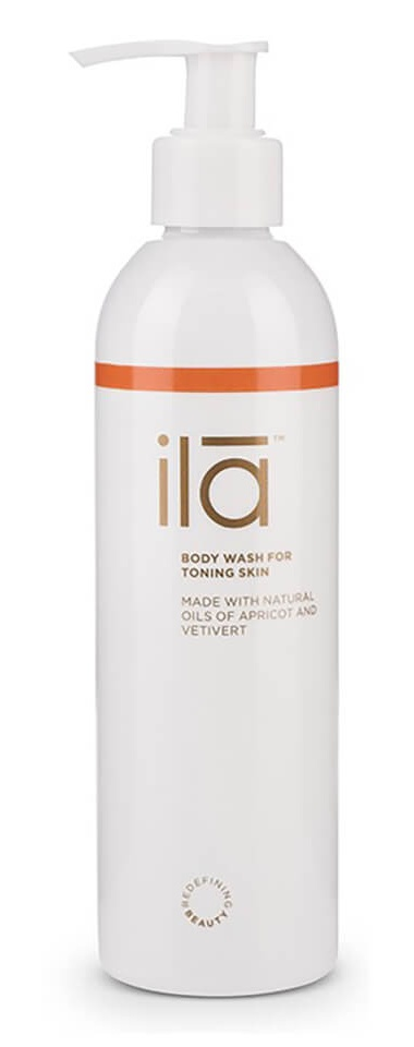 ila-spa Body Wash for Toning Skin