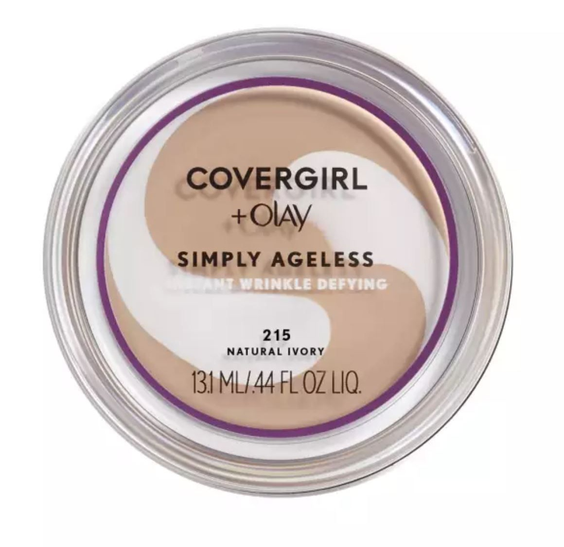 CoverGirl And Olay Simply Ageless  Instant Wrinkle-Defying Foundation