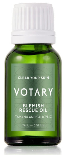 Votary Blemish Rescue Oil - Tamanu And Salicylic