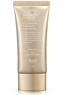 The Plant Base Dailiben Innocent Sun Cream Spf50+ Pa+++