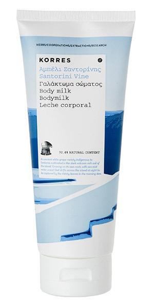 Korres Santorini Vine Body Milk