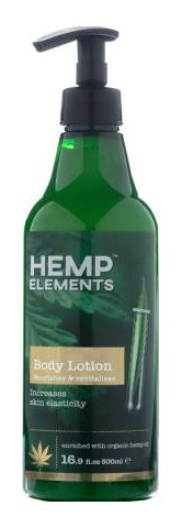 Hemp Elements Body Lotion
