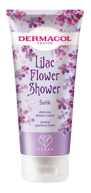 Dermacol Flower Care Delicious Shower Cream Lilac