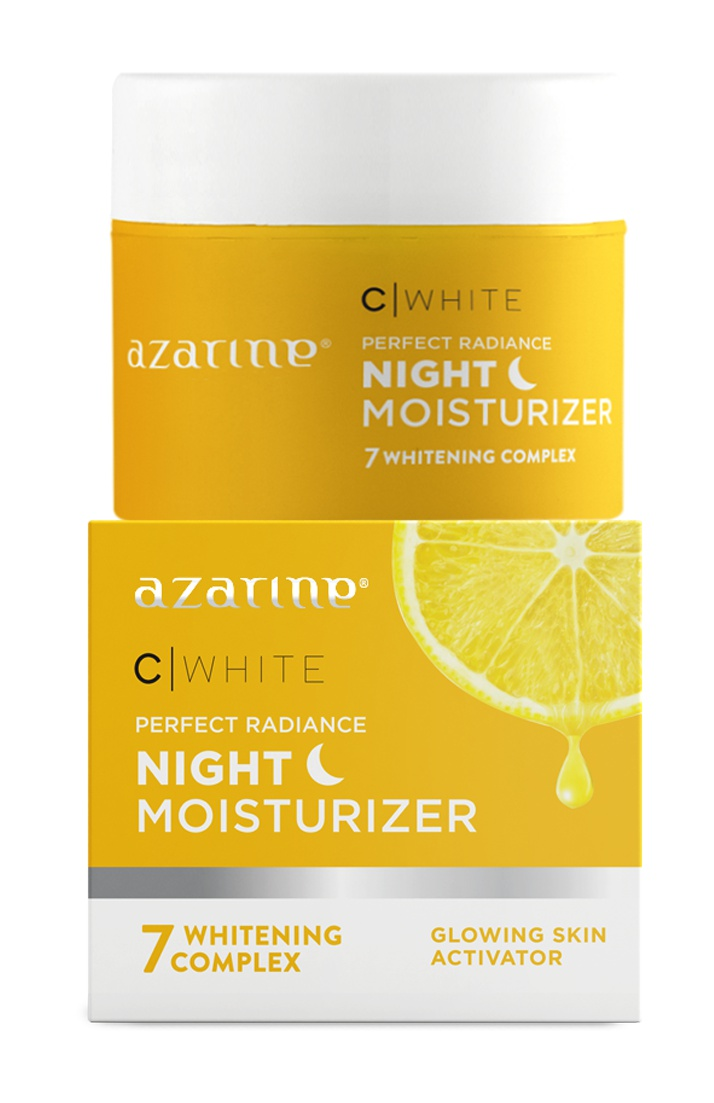 Azarine C White Night Moisturizer ingredients (Explained)