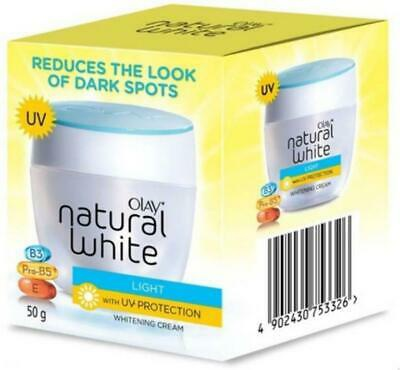 Olay Natural White Light With UV Protection (whitening Cream)