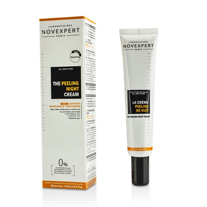 Novexpert Vitamin C The Peeling Night Cream