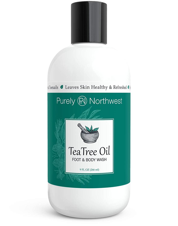 Purely Northwest Antifungal Tea Tree Oil Body Wash