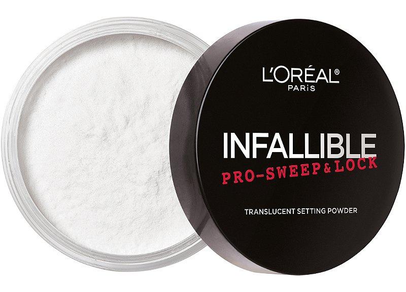 L'Oreal Infallible Pro Sweep & Lock Loose Powder