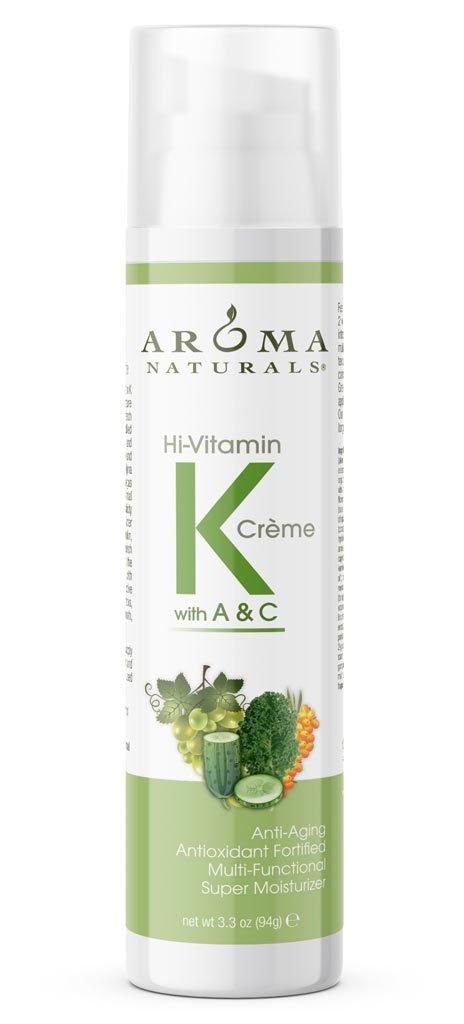 Aroma Naturals Vitamin K Crème