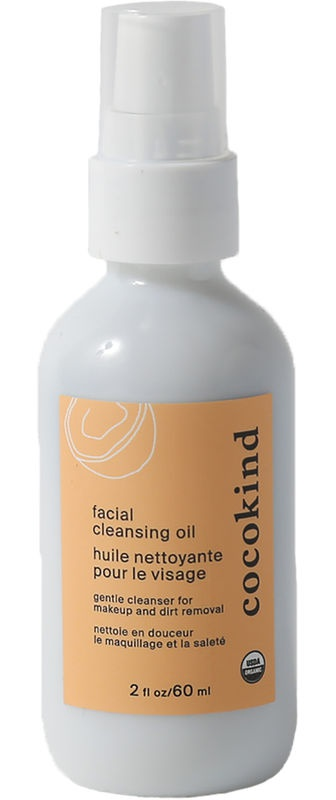 Cocokind Organic Fair Trade Facial Cleansing Oil
