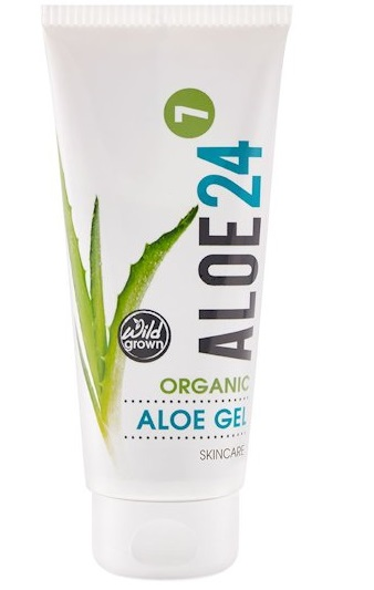 Totally Wild Organic Aloe Gel