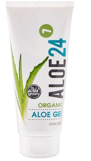 Totally Wild Organic Aloe Gel