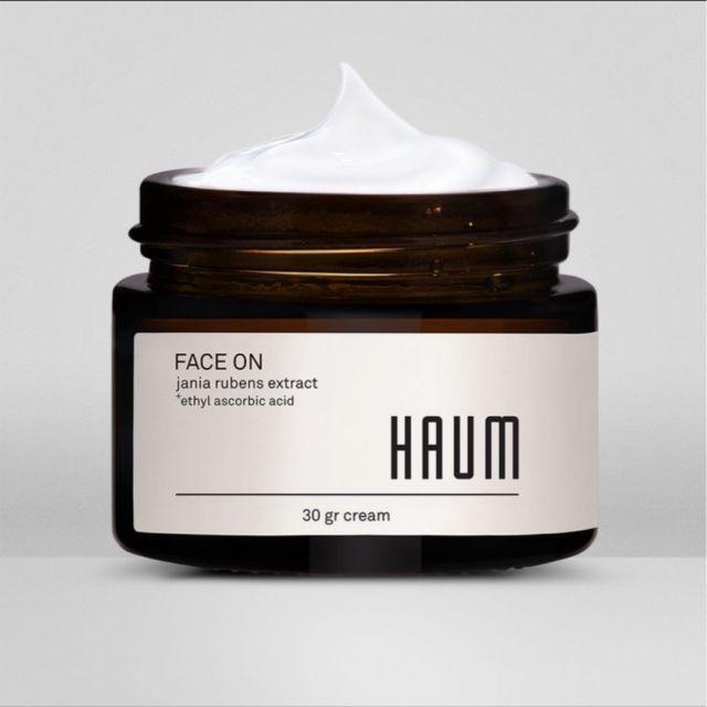 haum Face On