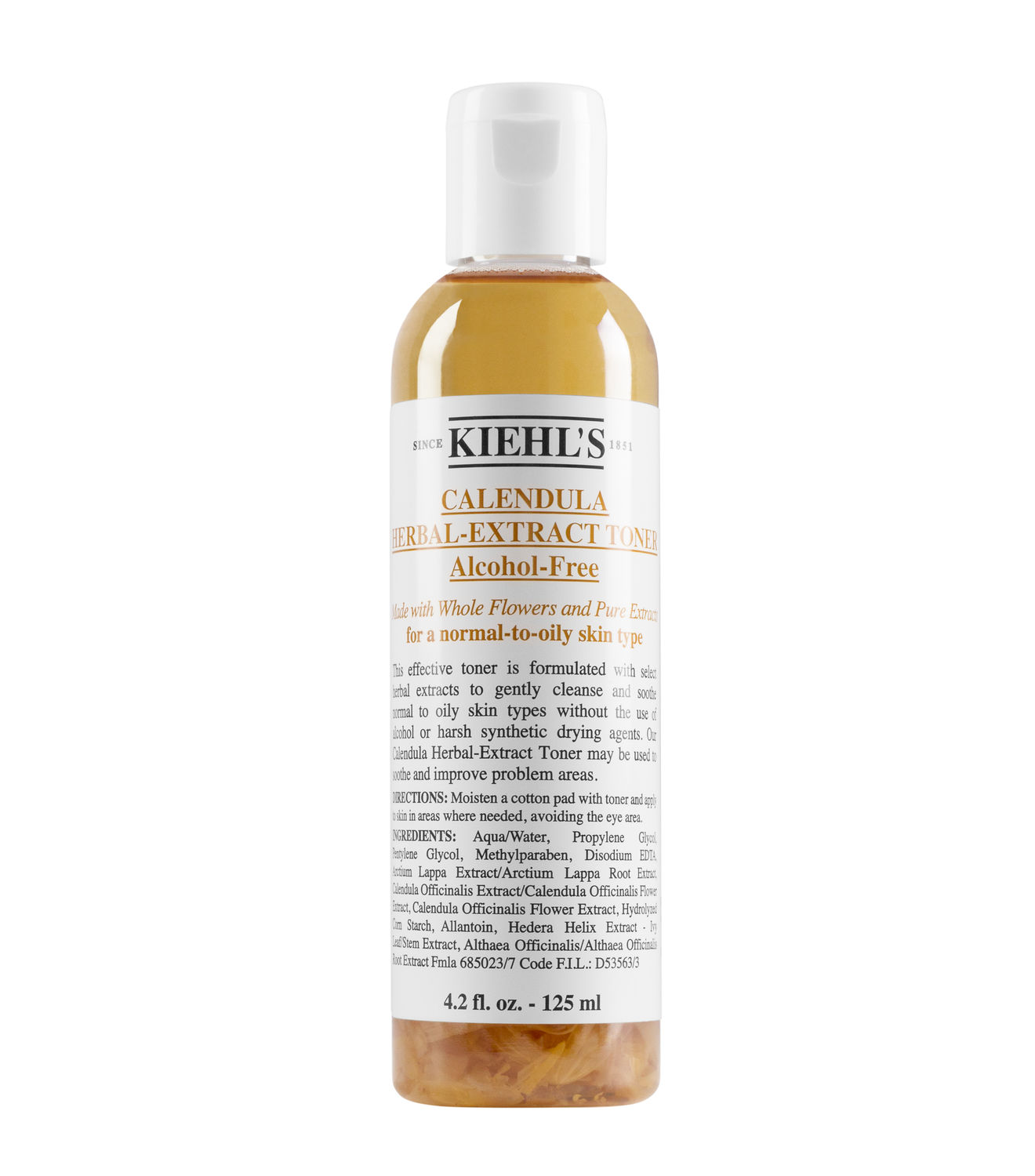Khiels Calendula Herbal Extract Alcohol-Free Toner