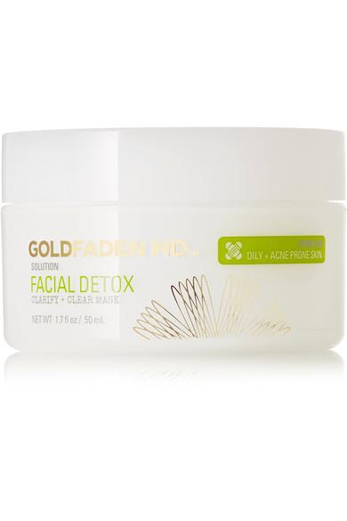 Goldfaden MD Facial Detox Clarify + Clear Mask