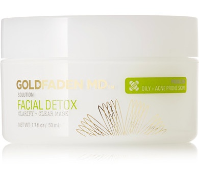 Goldfaden MD Facial Detox Clarify + Clear Mask