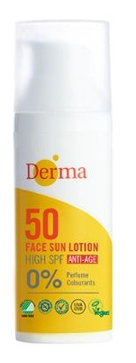 Derma Face Sun Lotion SPF 50