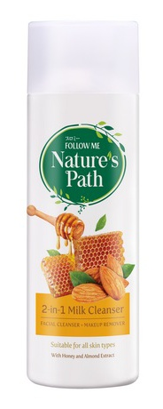 follow me Nature'S Path 2 In 1 Cleansing Milk