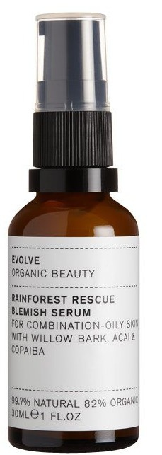 Evolve Organic Beauty Rainforest Rescue Blemish Serum