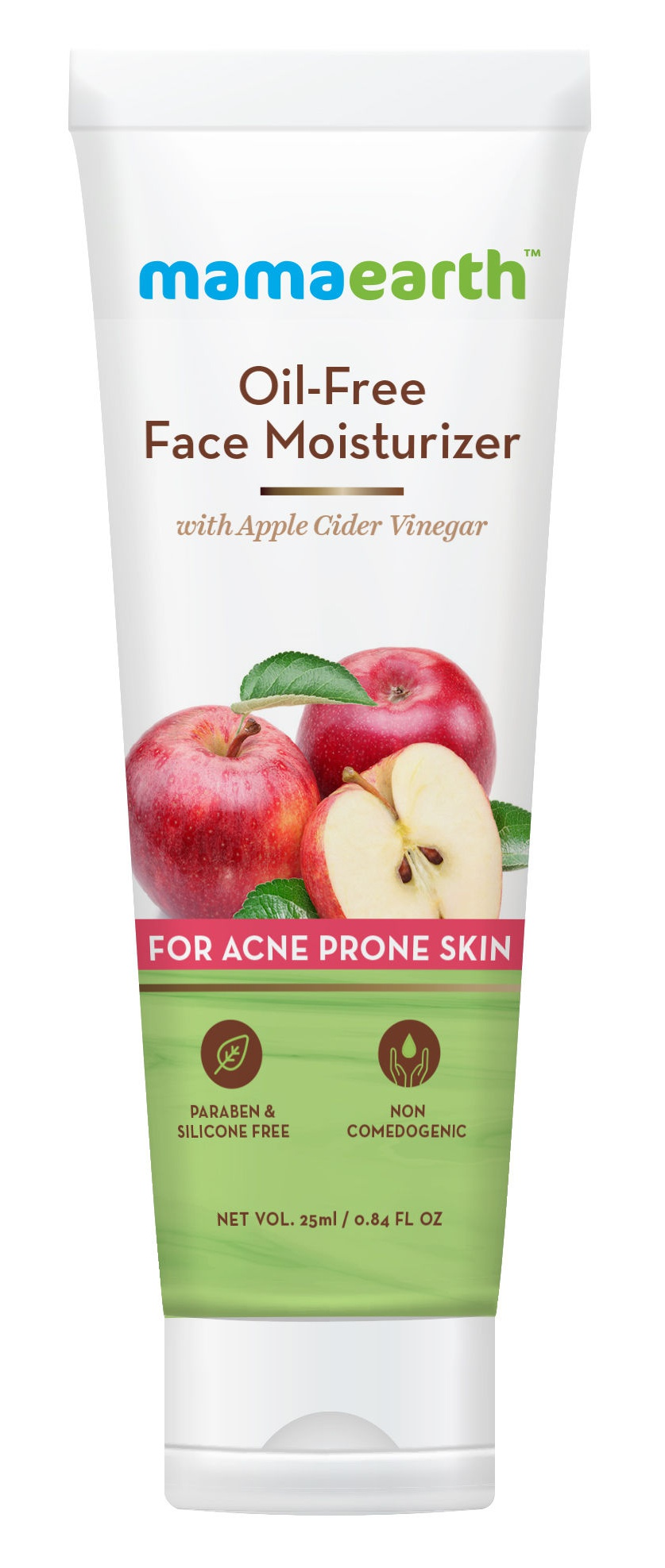 Mamaearth Oil free moisturizer with ACV