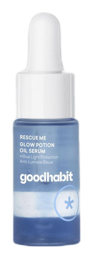 goodhabit Rescue Me Glow Potion Oil Serum