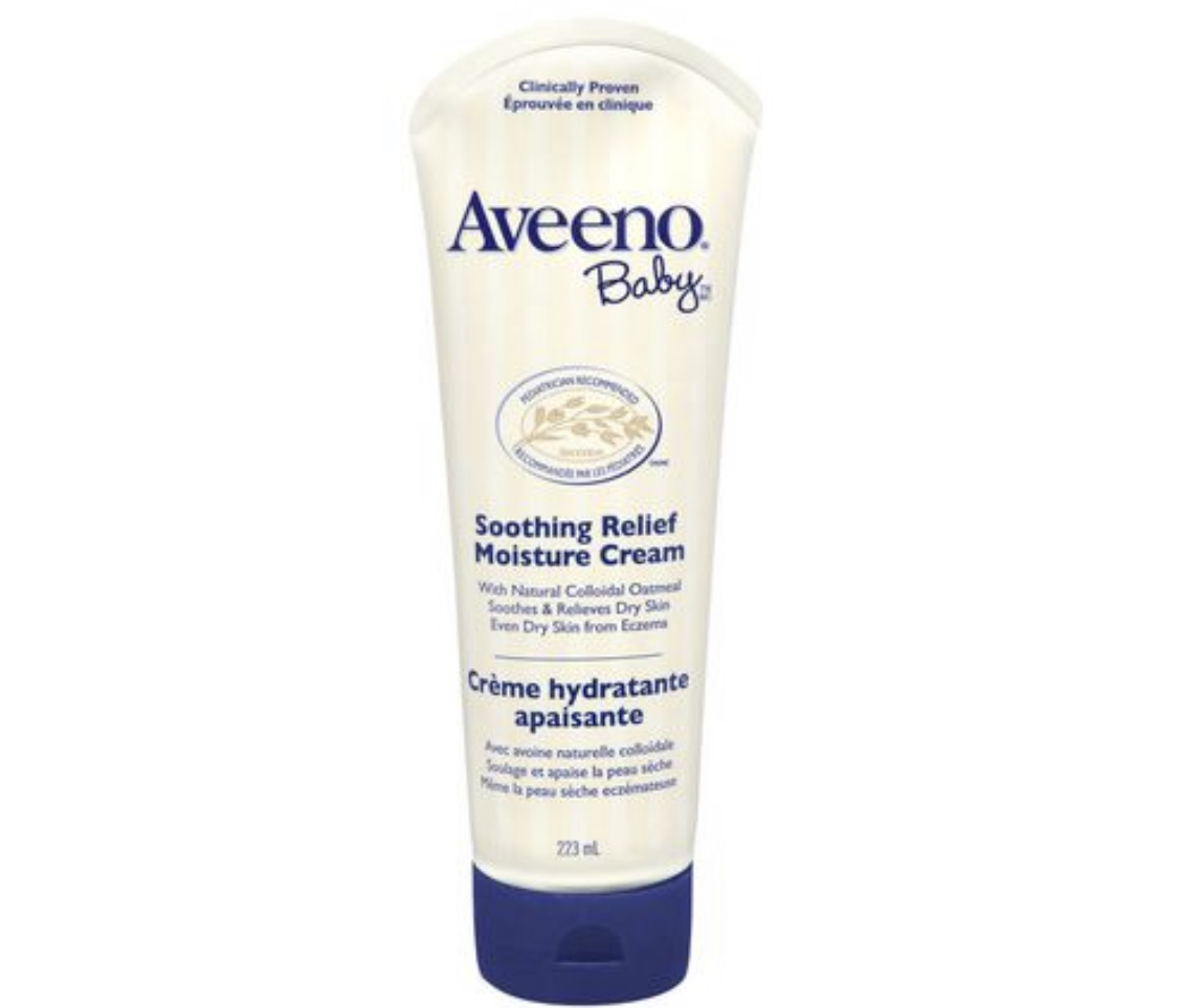 Aveeno Baby Soothing Relief Cream