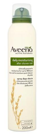 Aveeno Daily Moisturising After Shower Mist